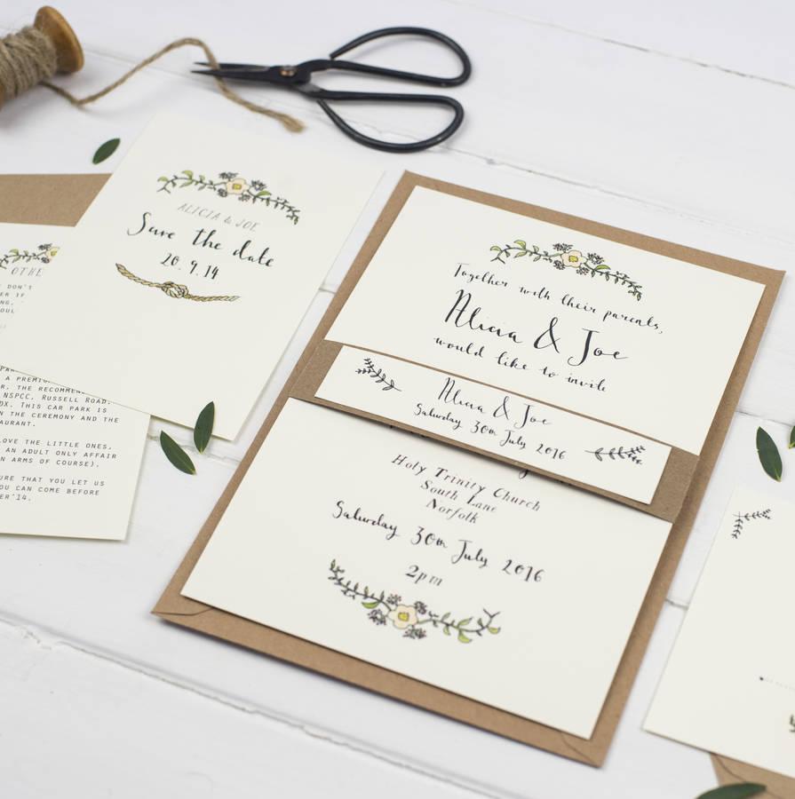 Кои покани за венчавка ќе бидат во тренд оваа година?!
