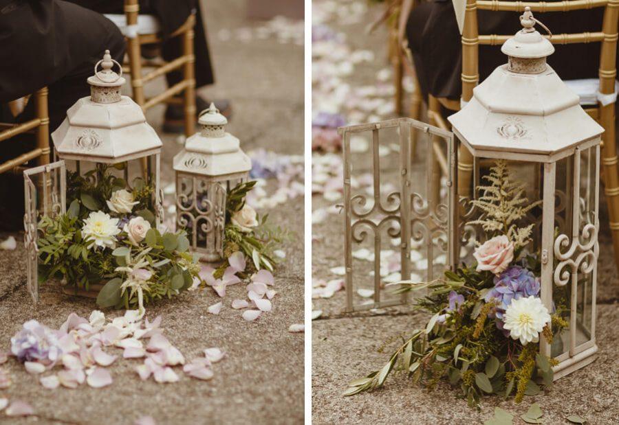 Идеи за свадбени декорации за сите љубители на рустичен амбиент!(фото)