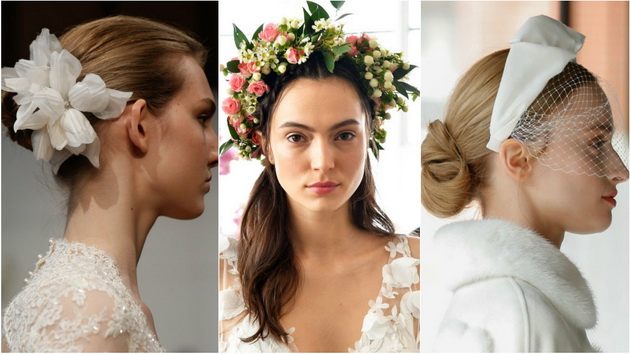Прекрасни идеи за фризури од невестинската модна недела за 2020-та